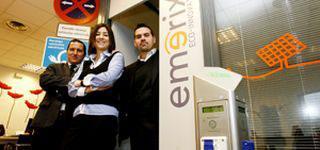 imagen de la noticia de la instalacion de 30 puntos de recarga para coches eléctricos en Valladolid