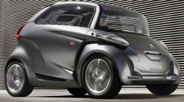 El Peugeot BB1 será presentado en Shanghai