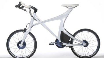 Lexus Hybrid Bycycle Concept