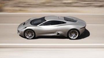 El Jaguar C-X75, sacude el Salón de París