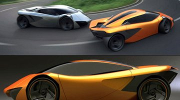 Lamborghini Minotauro: concepto de Lamborghini eléctrico