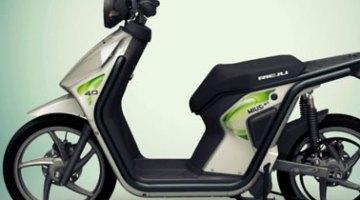 Rieju lanzará su primera moto eléctrica en 2011, la Rieju Mius