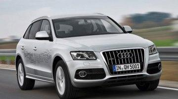Audi Q5 Hybrid Quattro desde 57.400 €