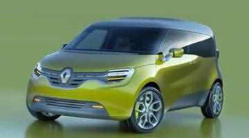 Renault FRENDZY es el nuevo coche eléctrico de Renault