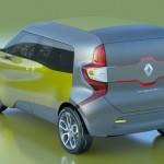 así es el portón trasero de la Renault FRENDZY