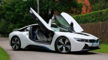 BMW i8: Todas las versiones, autonomía, precios y fotos