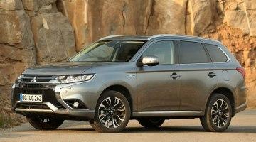 Mitsubishi Outlander PHEV 2016: Todas las versiones, precios y fotos