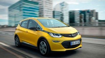 Opel Ampera-e 500 km autonomía