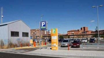 Palencia tendrá un carsharing con coches eléctricos e híbridos en la estación de trenes