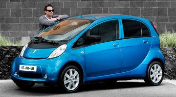 Peugeot iOn: Todas las versiones, autonomía, precios y fotos