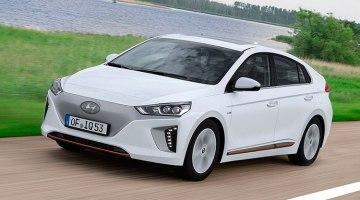 Hyundai Ioniq Electric: Todas las versiones, autonomía, precios y fotos