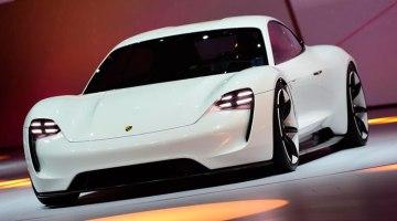 Porsche desvela más detalles de su deportivo eléctrico Mission E