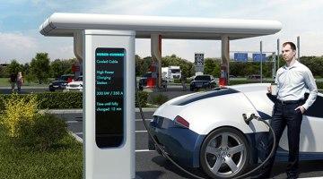 Proyecto Ultra-E: Red europea de puntos de carga ultrarrápida de 350 kW