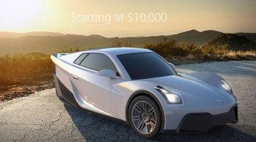Model Sondors 10.000 dólares