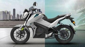 Tork T6X, una moto eléctrica India por 1.700 euros