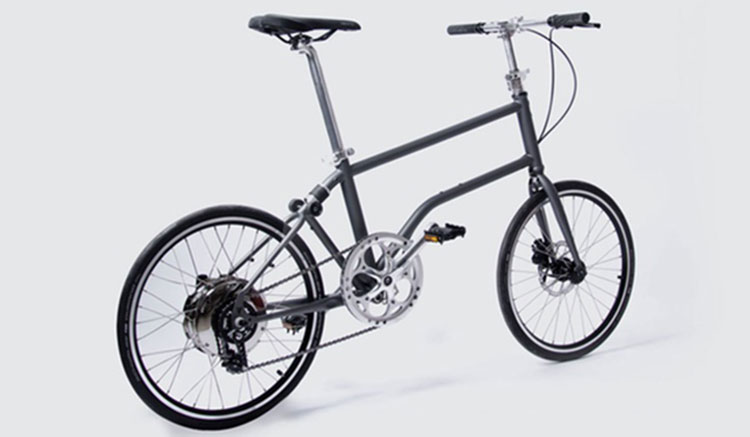 Vello Bike+ auto-recarga