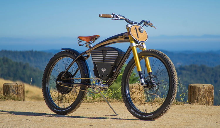 Vintage Electric Scrambler