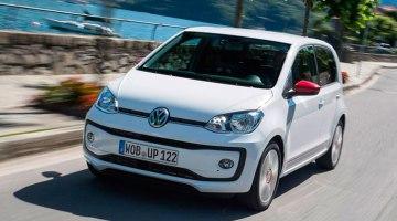 Volkswagen e-Up: Todas las versiones, autonomía, precios y fotos