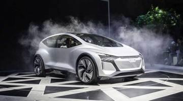 Audi presenta el AI: ME