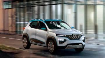 Renault City K-ZE se presentará en Shanghái