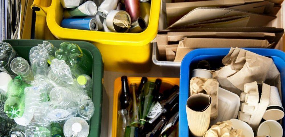 Reciclaje casa