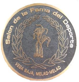 SALON DE LA FAMA DEL DEPORTE TARJAS Y MEMORABILIA olivo azucarado