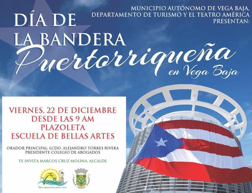 DIA DE LA BANDERA PUERTORRIQUENA 2017 ALEJANDRO TORRES
