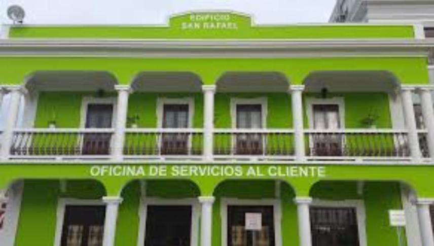 FOTO DE LA OFICINA DE SERVICIOS