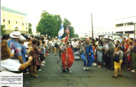 007 Parada SJ V Centenario PR 1992