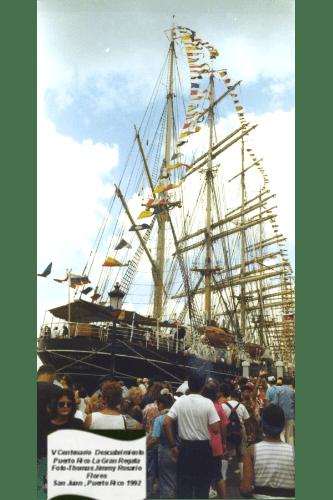 012 Gente V centenario PR 1992