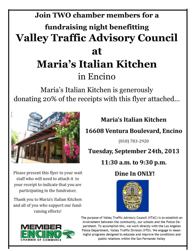 VTAC and Maria's 9-24-13