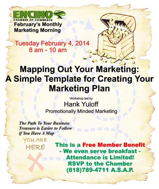Monthly Marketing Morning 2 2014