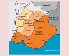 Les territoires pontificaux  de  1317 à 1791
