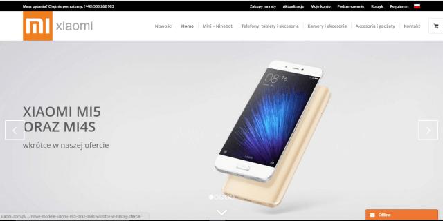Xiaomi llegará a Europa