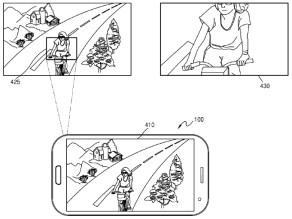 Patente cámara dual Samsung