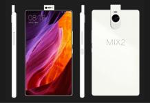 Xiaomi Mi Mix 2 prototipo