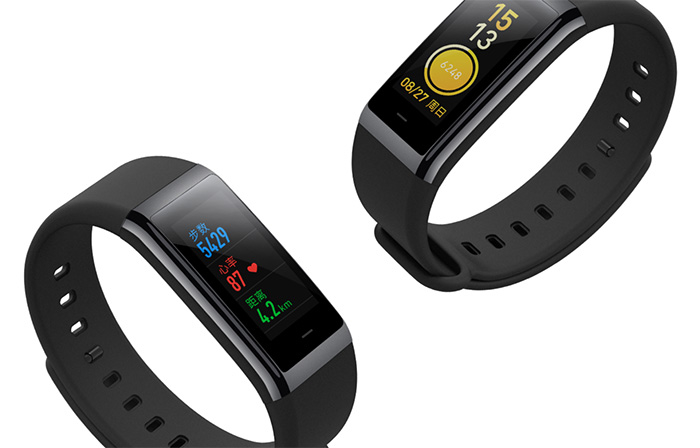 Amazfit Midong Band pantalla color