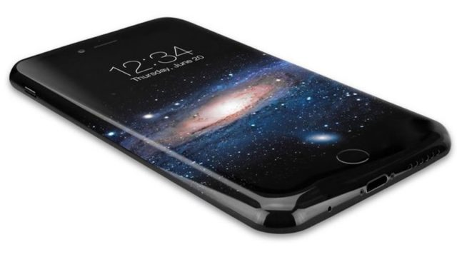 la keynote del iPhone 8 frontal