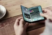 Samsung Galaxy X concepto