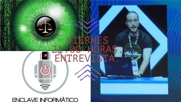 Entrevista a Julio San José y Luis Diago de Derecho de la Red en Enclave Informático