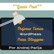 Los 12 mejores temas WordPress para Bloggers, ¡Gratis y Premium!