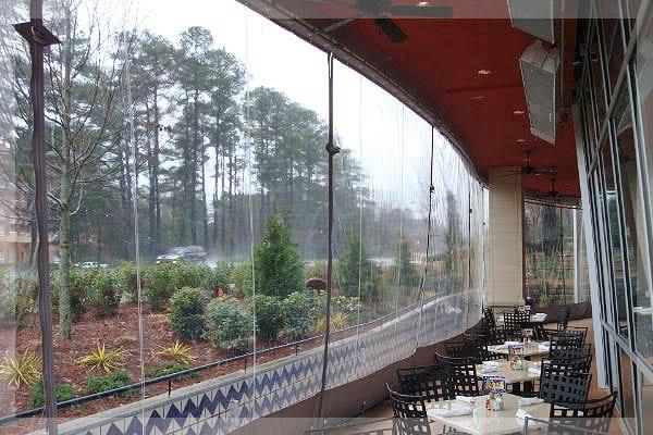 Commercial Outdoor Patio Enclosures | Enclosure Guy on Outdoor Patio Enclosures  id=55556