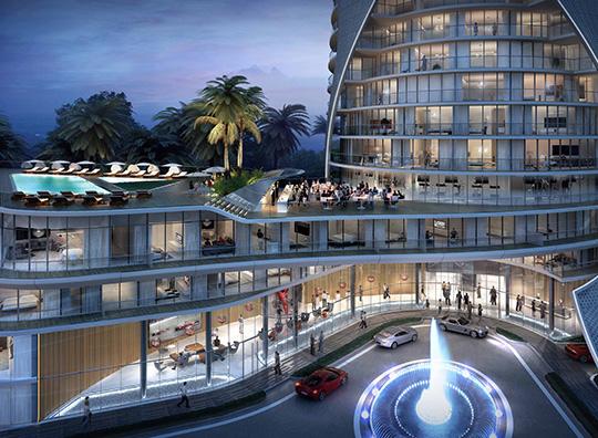Michael Schumacher World Towers