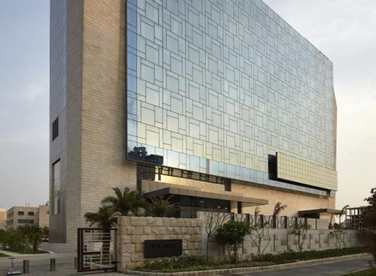 Taj Vivanta Hotel