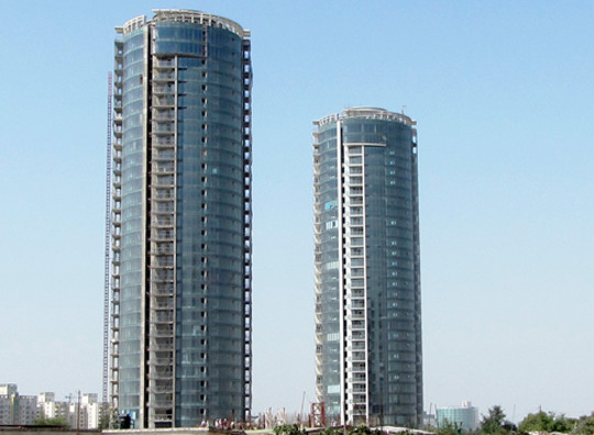 Sun Court Residential Towers