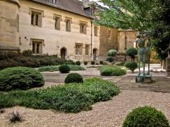 Magdalen College, enclos*ure