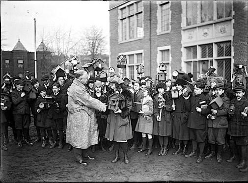 January 20, 1921, in Washington, D.C.