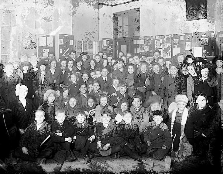 The group on January 19