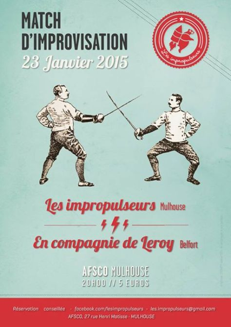 Match Impropulseurs Jan 2015