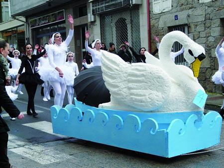O sur de Lugo dá a benvida ó Entroido 2014